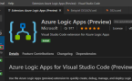11-install-Azure-Logic-Apps-preview-extension-VS-Code-1200×359
